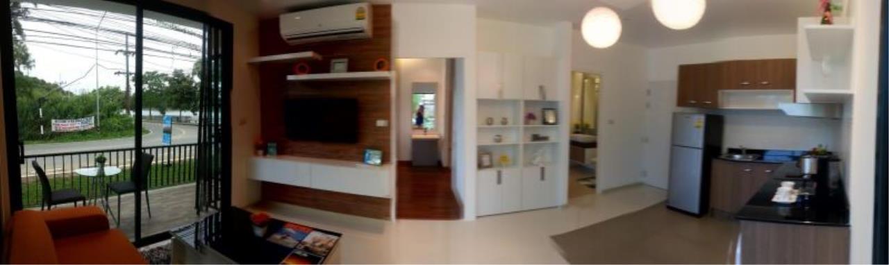 REAL Phuket  Agency's The Lago - 2-Bedroom Condominium at Naiharn Lake 2