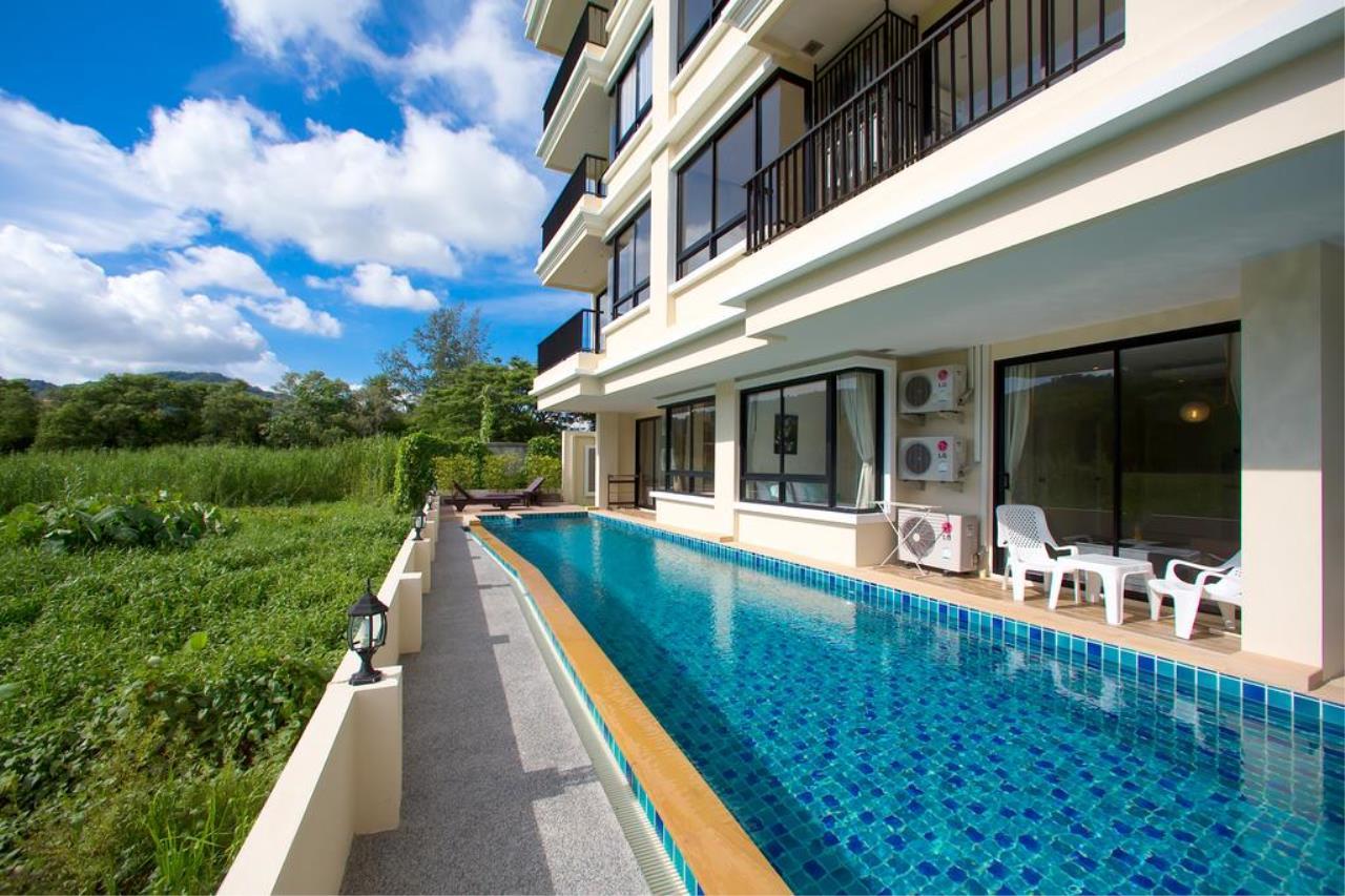 REAL Phuket  Agency's The Lago - 2-Bedroom Condominium at Naiharn Lake 1