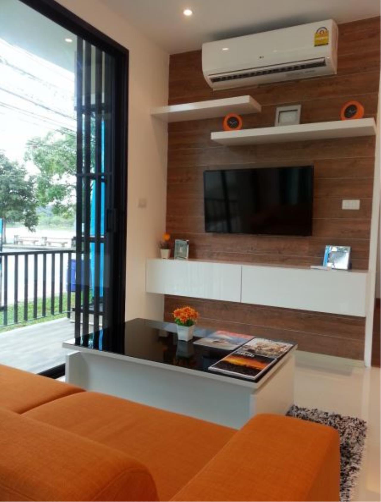 REAL Phuket  Agency's The Lago - 2-Bedroom Condominium at Naiharn Lake 5