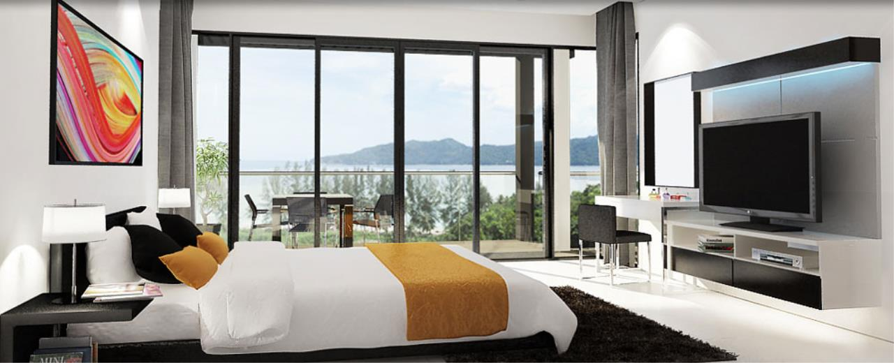 REAL Phuket  Agency's Absolut Twin Sands - Outstanding 1 & 2 Bedroom Seaview Condominium in Patong - BEST INVESTMENT 3