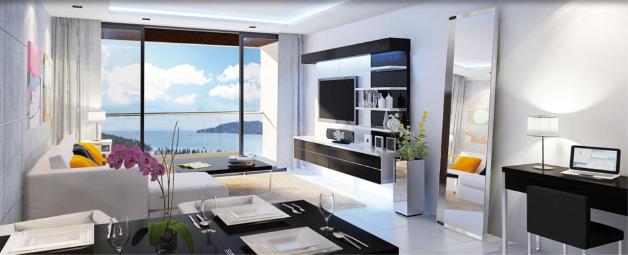 REAL Phuket  Agency's Absolut Twin Sands - Outstanding 1 & 2 Bedroom Seaview Condominium in Patong - BEST INVESTMENT 4