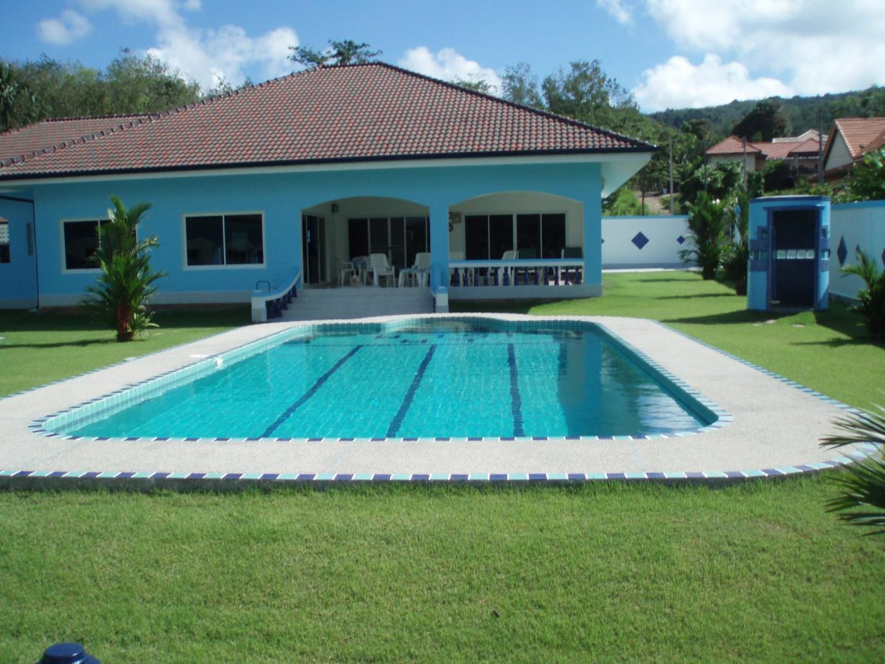 REAL Phuket  Agency's Residential Pool Villa with 5 Guest Apartments in Chalong 1
