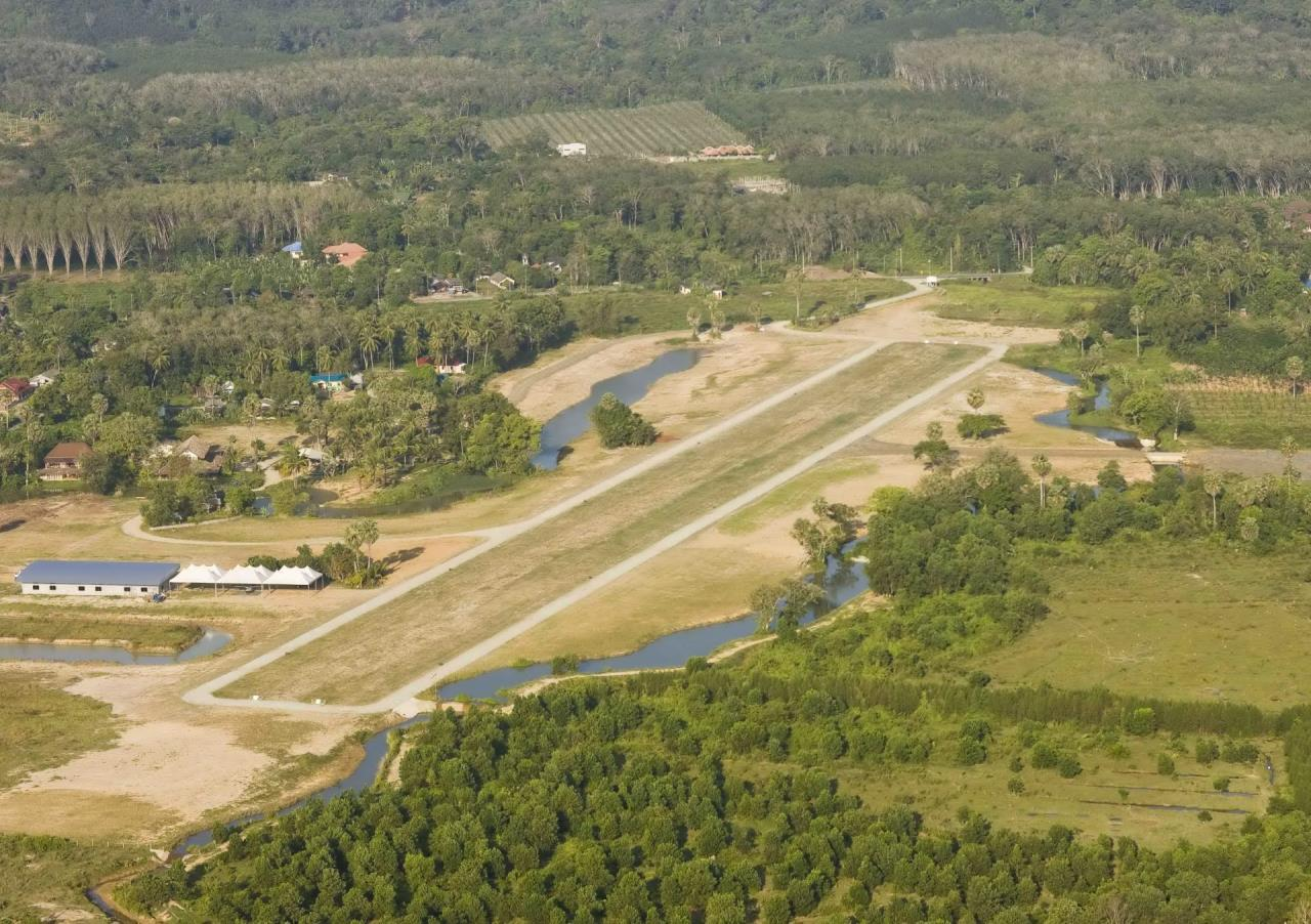REAL Phuket  Agency's Phuket Airpark - Private Commercial Airport 5