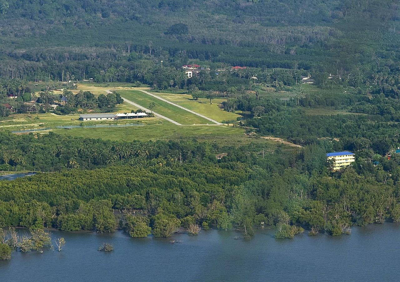 REAL Phuket  Agency's Phuket Airpark - Private Commercial Airport 1