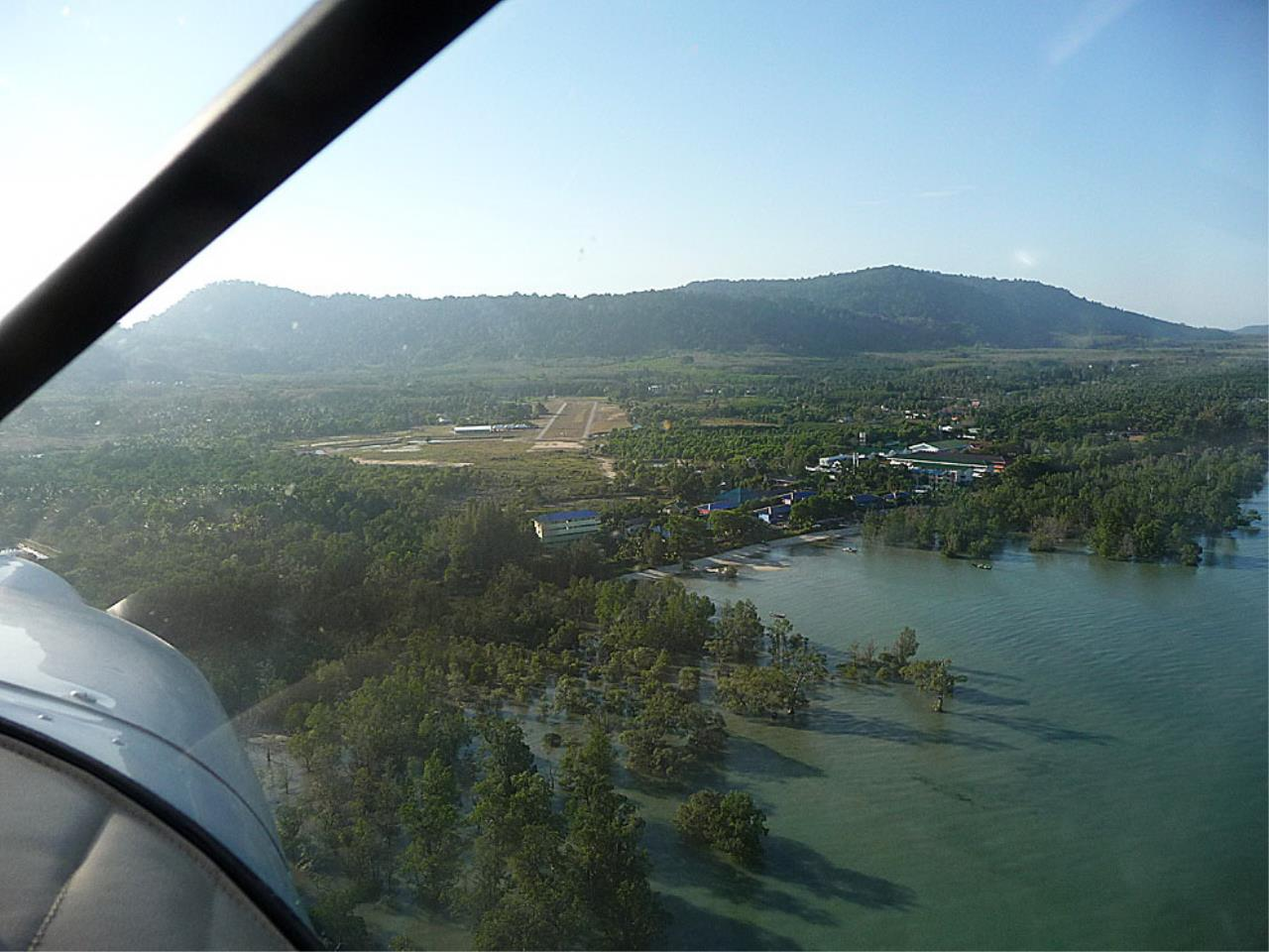 REAL Phuket  Agency's Phuket Airpark - Private Commercial Airport 2