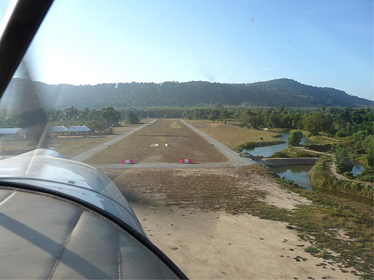REAL Phuket  Agency's Phuket Airpark - Private Commercial Airport 3
