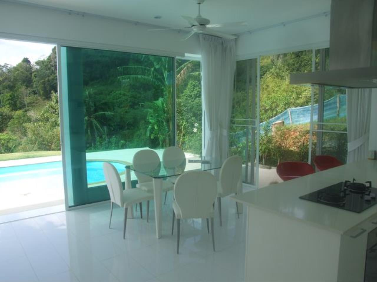 REAL Phuket  Agency's Chic 2-Bedroom Cottage with Private Pool near Loch Palm Golf Course 3