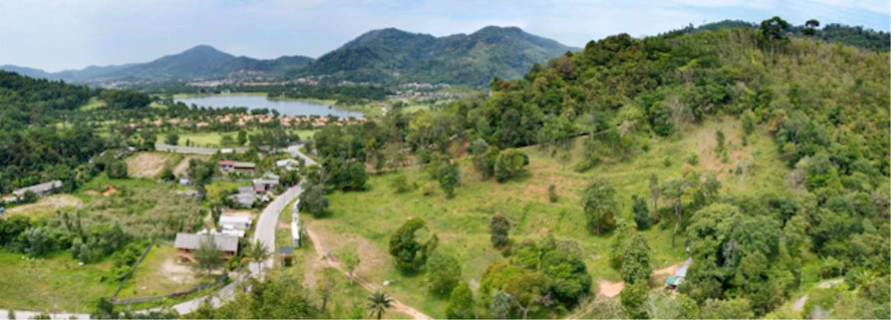 REAL Phuket  Agency's 17+ Rai in Loch Palm Golf View - ideal for Resort Project 1