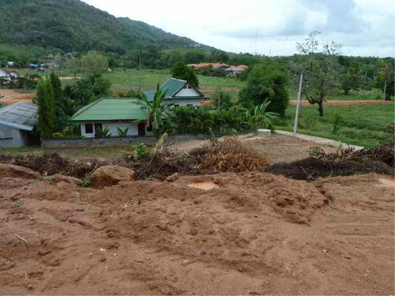 REAL Phuket  Agency's Nai Harn - Hillside Land Plot of 1 Rai - ideal for Villa Project 3