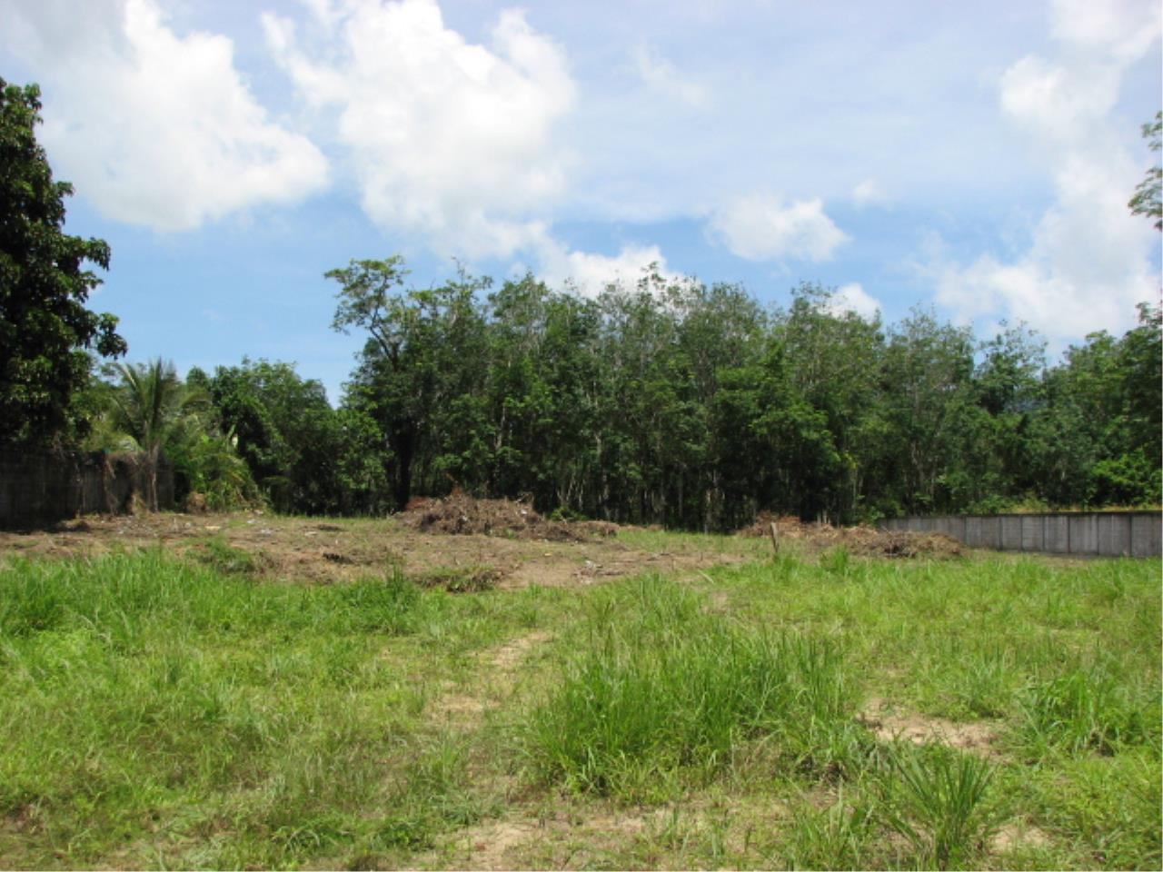 REAL Phuket  Agency's Beautiful Land Plot of 1.5 Rai for Sale in Pasak Area 1