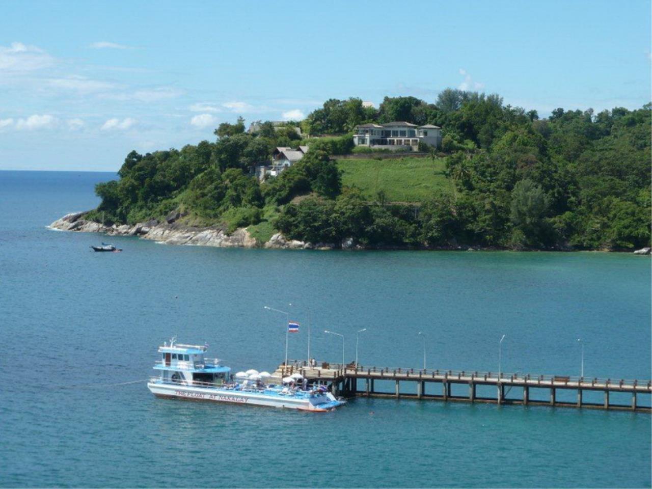 REAL Phuket  Agency's Pristine Oceanfront Land Plot of 1.2 Rai 2
