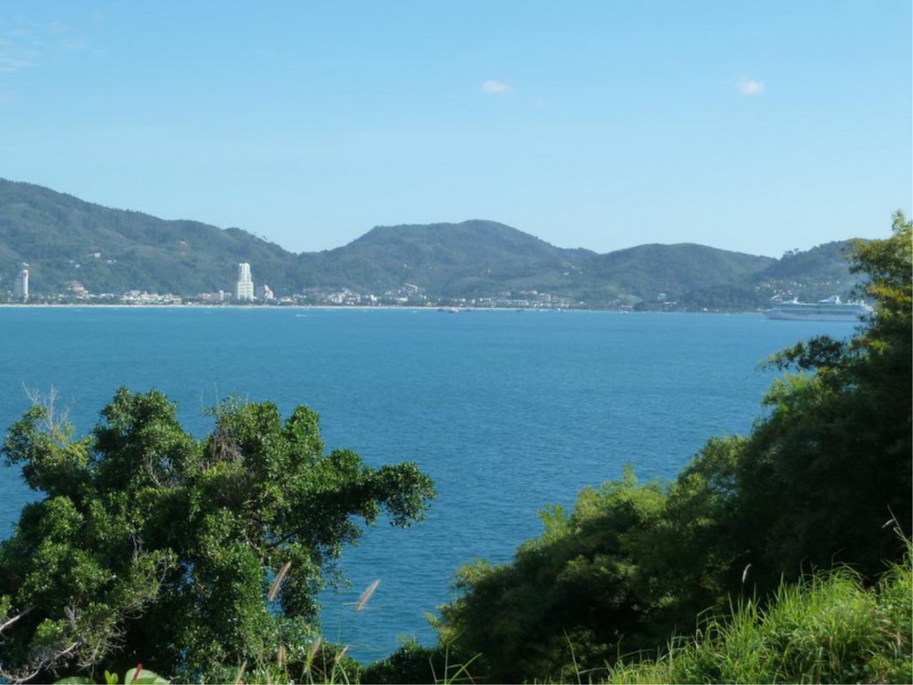 REAL Phuket  Agency's Pristine Oceanfront Land Plot of 1.2 Rai 4