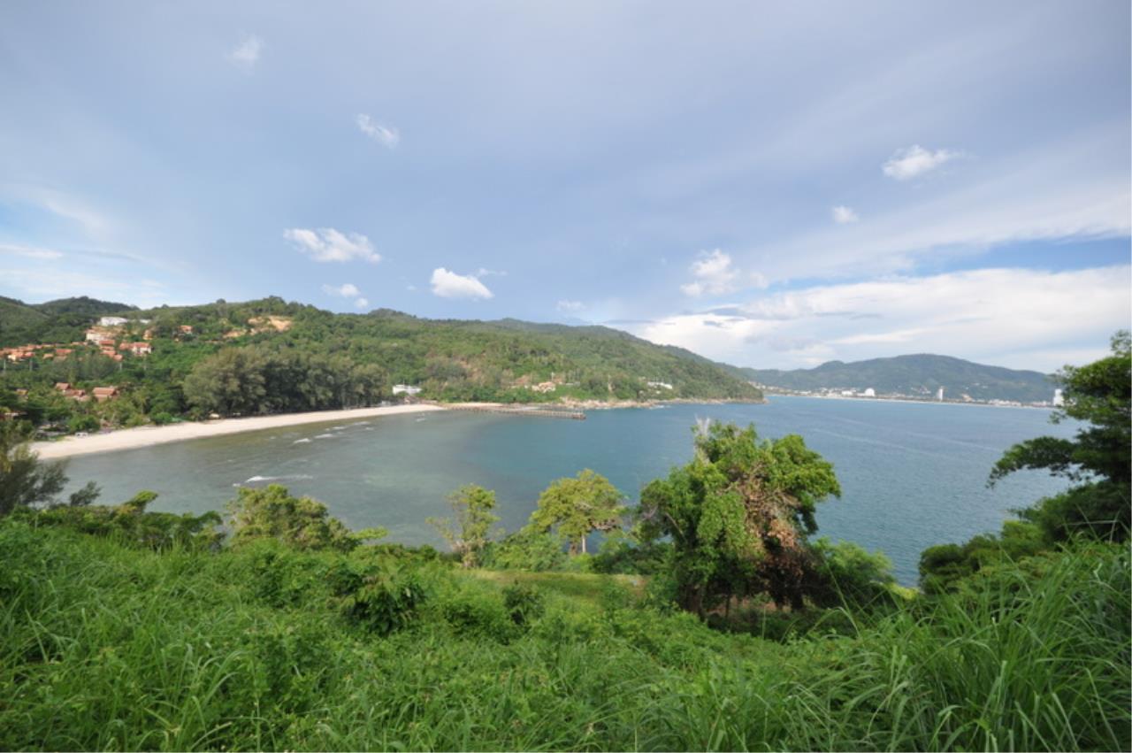 REAL Phuket  Agency's Pristine Oceanfront Land Plot of 1.2 Rai 7