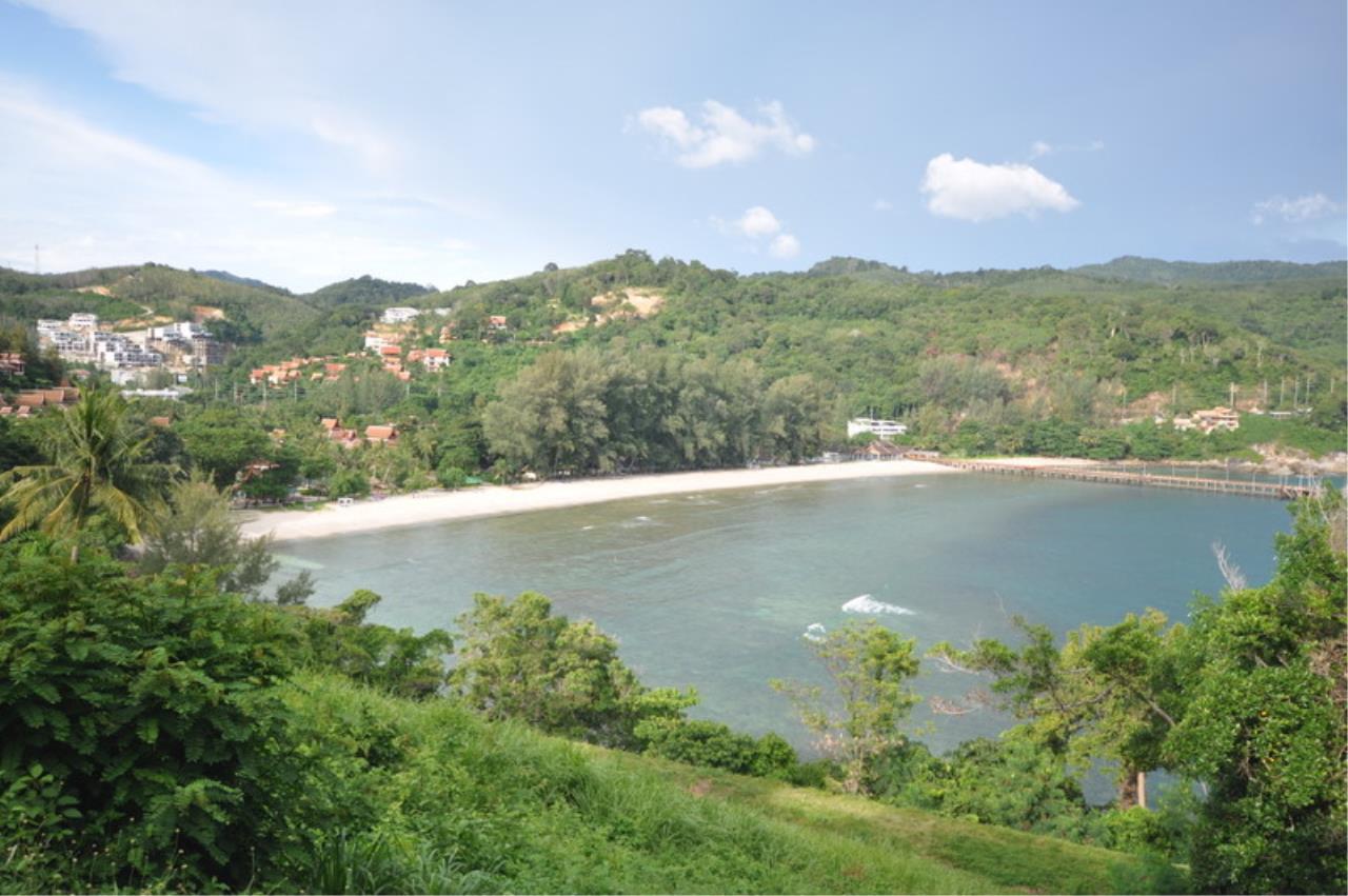 REAL Phuket  Agency's Pristine Oceanfront Land Plot of 1.2 Rai 8
