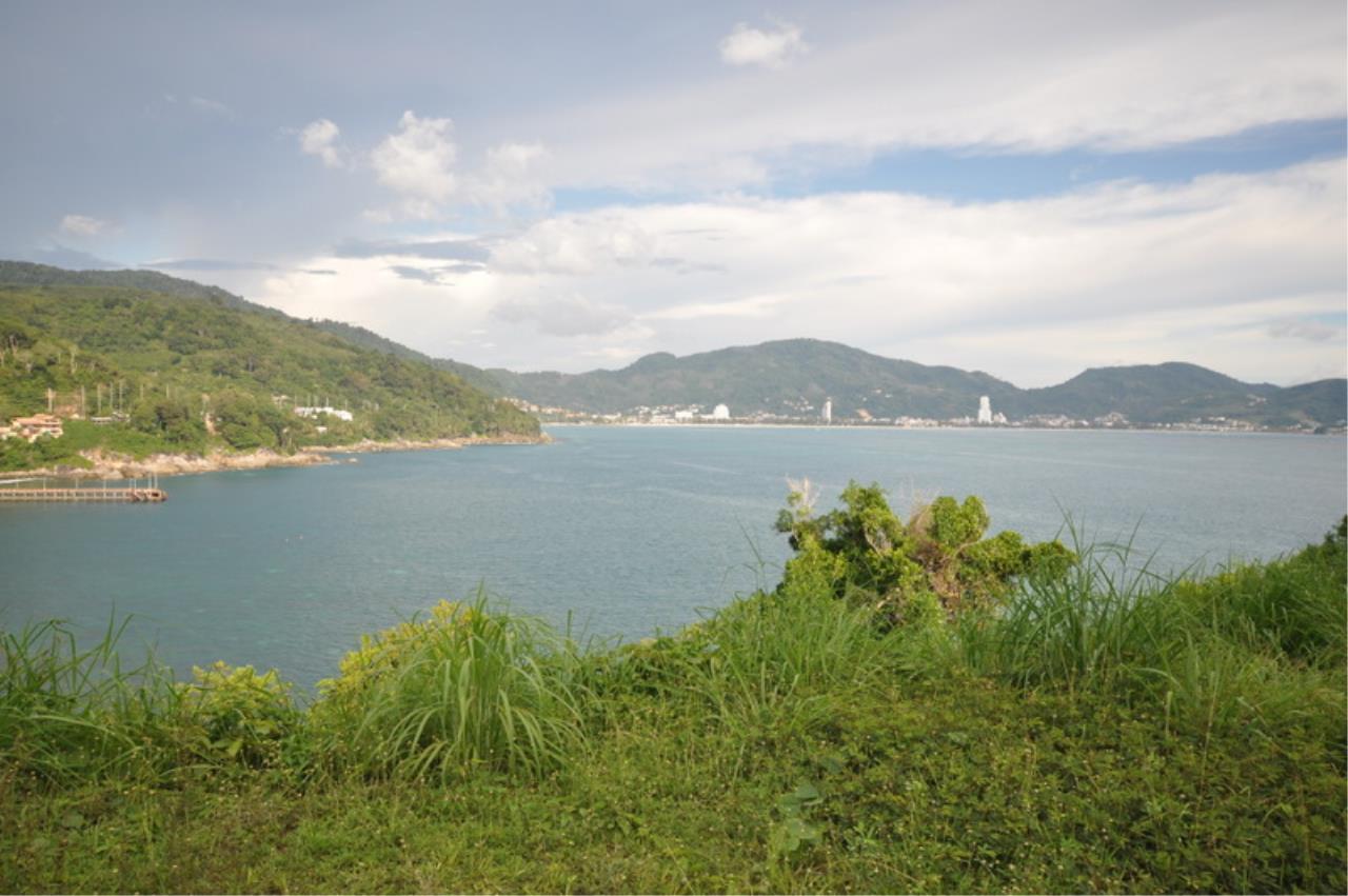 REAL Phuket  Agency's Pristine Oceanfront Land Plot of 1.2 Rai 9