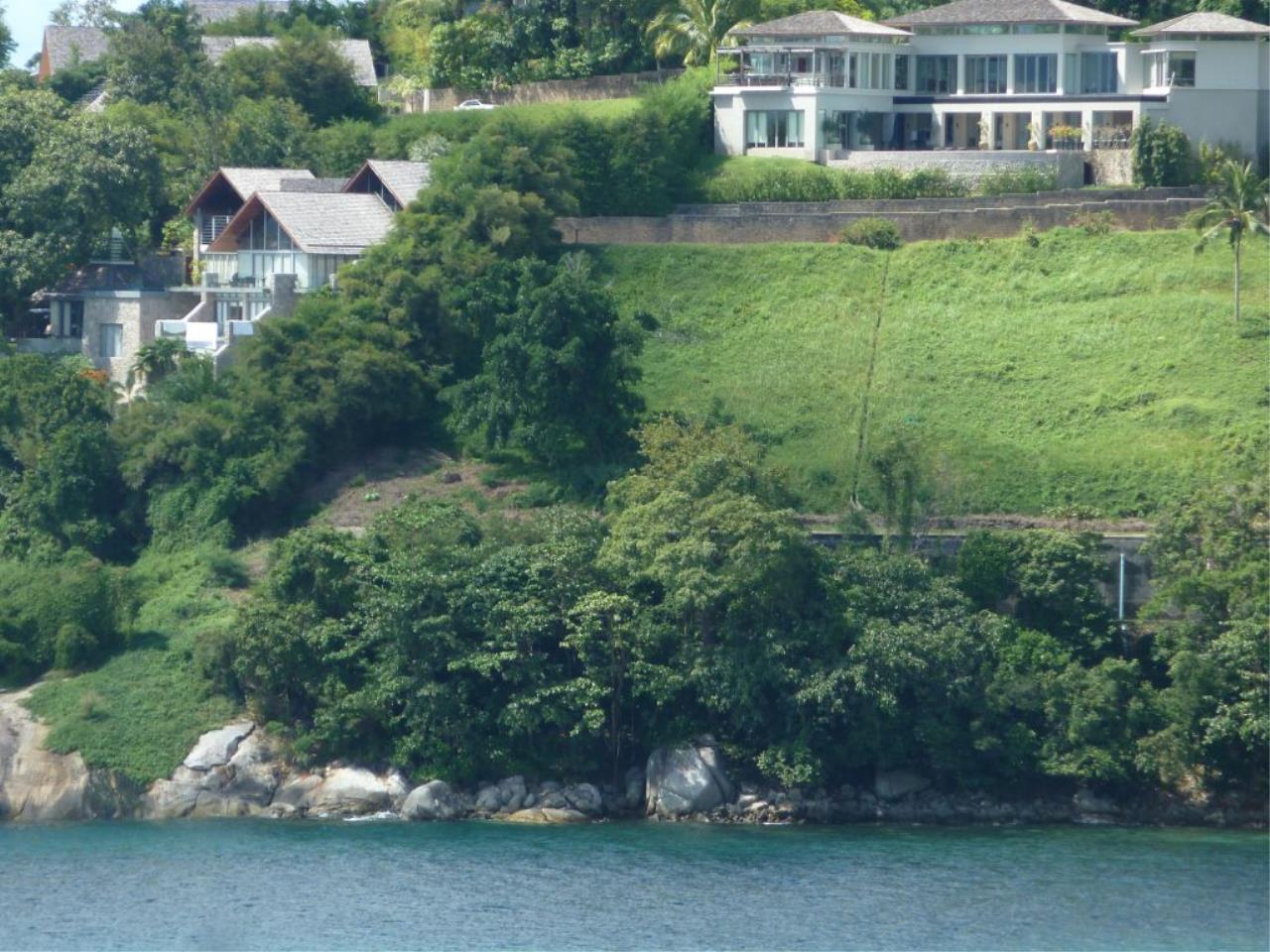 REAL Phuket  Agency's Pristine Oceanfront Land Plot of 1.2 Rai 12