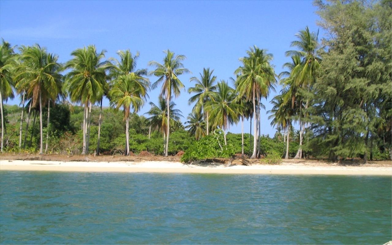 REAL Phuket  Agency's Naka Island - 2 Rai of Pristine Beachfront Land 2