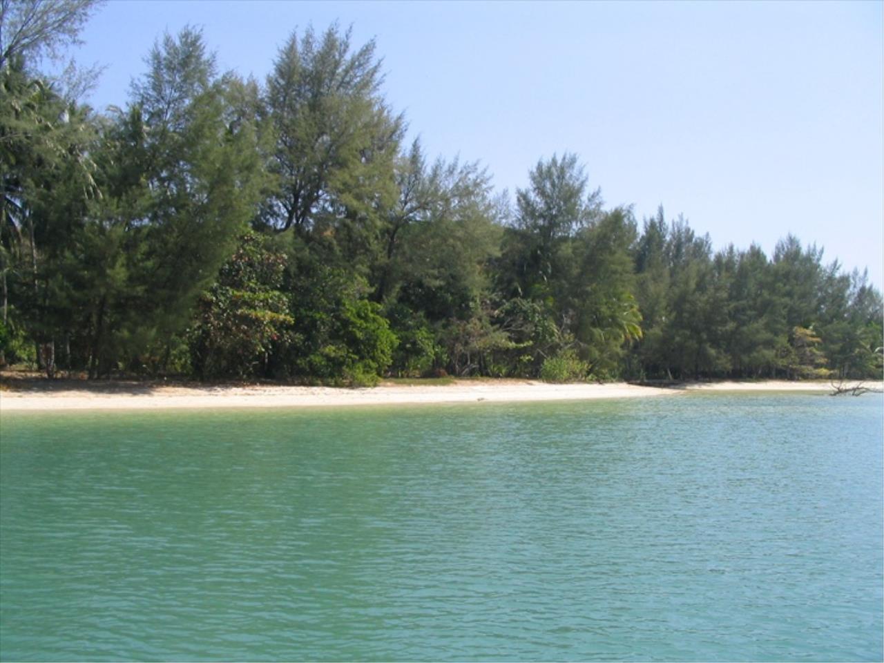 REAL Phuket  Agency's Naka Island - 2 Rai of Pristine Beachfront Land 3