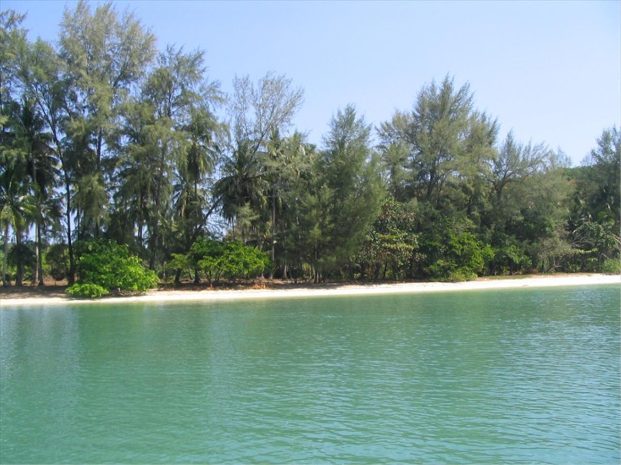 REAL Phuket  Agency's Naka Island - 2 Rai of Pristine Beachfront Land 4