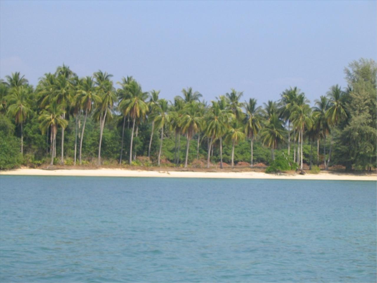 REAL Phuket  Agency's Naka Island - 2 Rai of Pristine Beachfront Land 5