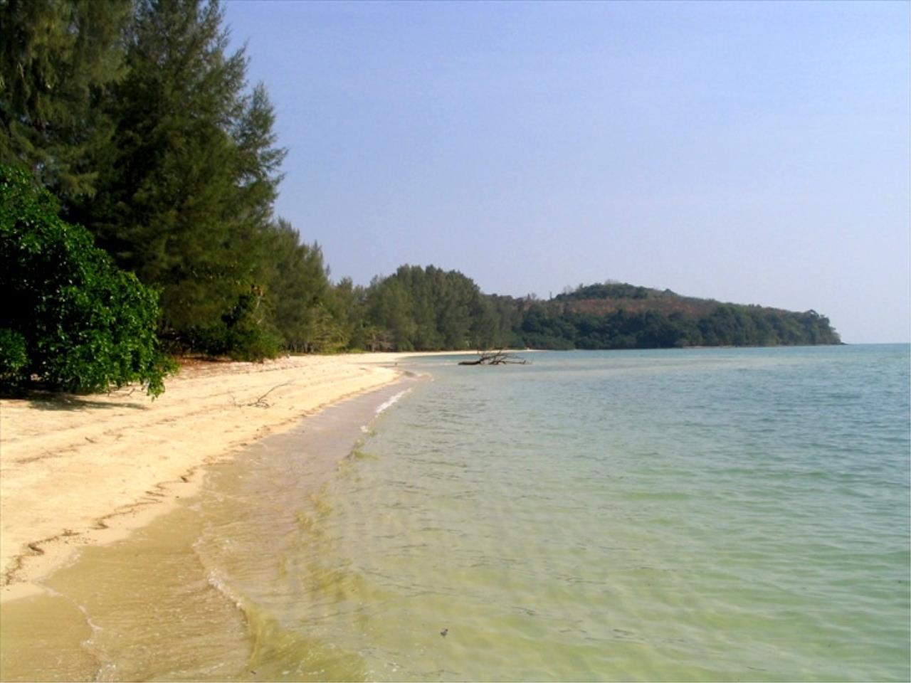 REAL Phuket  Agency's Naka Island - 2 Rai of Pristine Beachfront Land 6