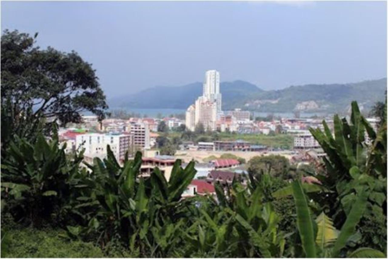 REAL Phuket  Agency's Nanai Hill - Land Plot of 1.6 Rai with Sea Views across Patong 1