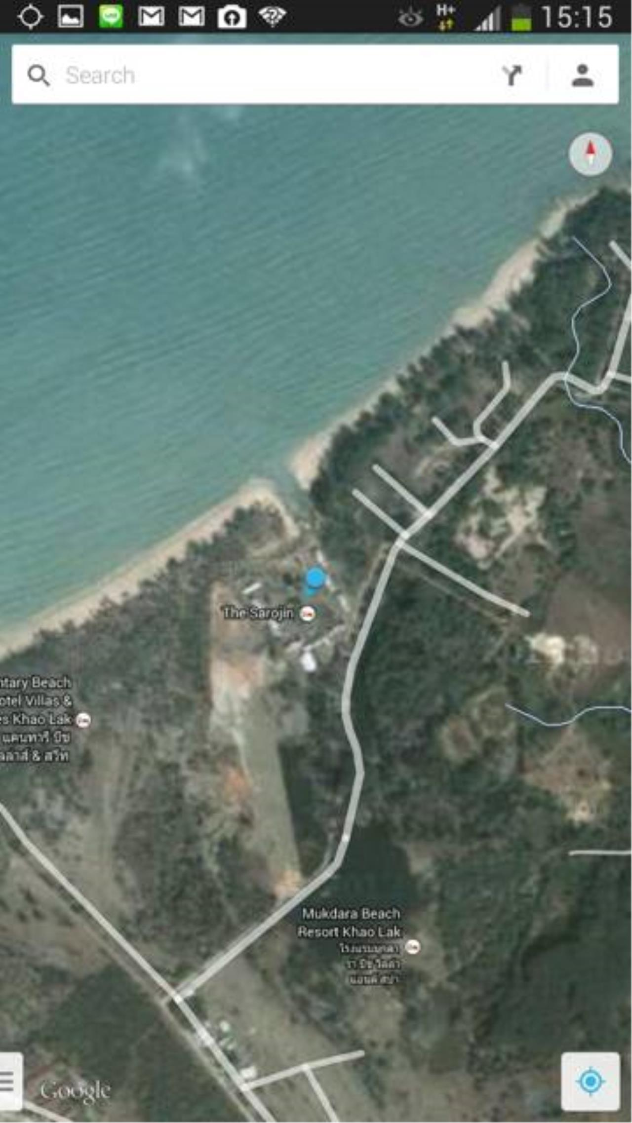 REAL Phuket  Agency's Beachside Land For Sale at Kheuk Kuk Beach, Khao Lak, Phang Nga 2