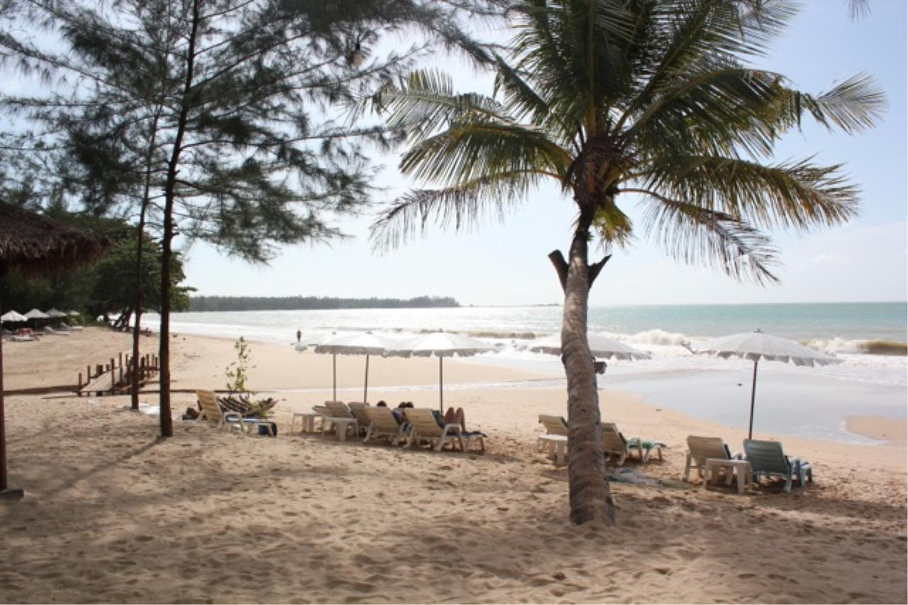 REAL Phuket  Agency's Beachside Land For Sale at Kheuk Kuk Beach, Khao Lak, Phang Nga 14