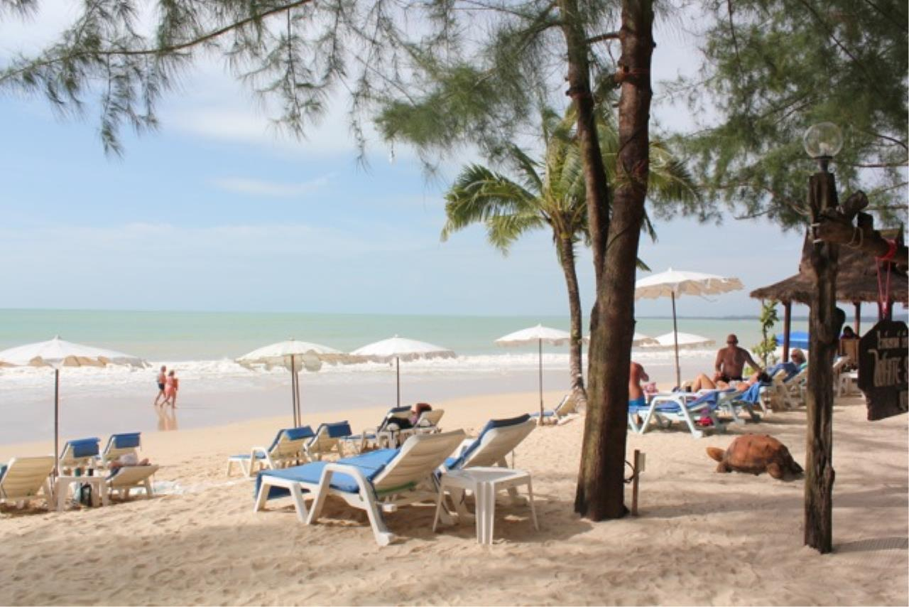 REAL Phuket  Agency's Beachside Land For Sale at Kheuk Kuk Beach, Khao Lak, Phang Nga 15