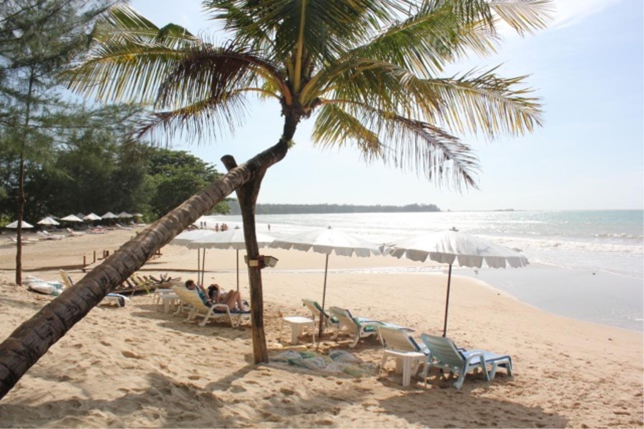 REAL Phuket  Agency's Beachside Land For Sale at Kheuk Kuk Beach, Khao Lak, Phang Nga 17
