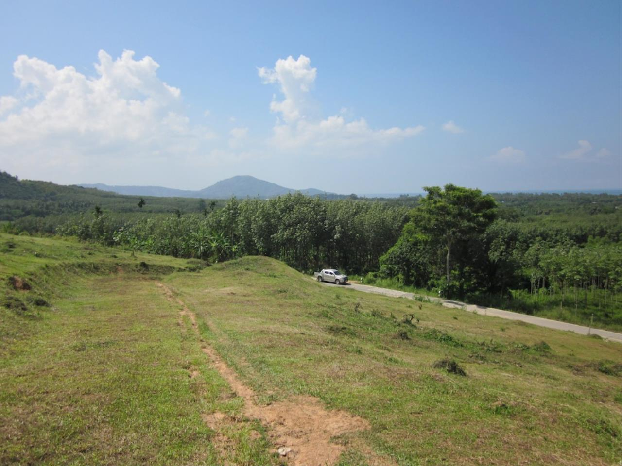 REAL Phuket  Agency's Mai Khao 6+ Rai of Land with Distant Sea Views 2