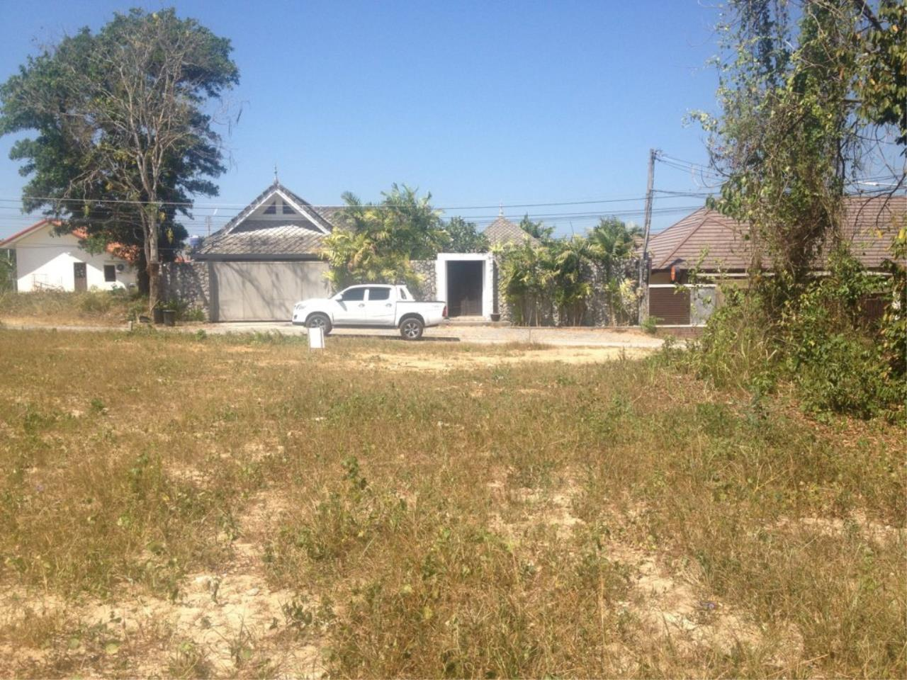 REAL Phuket  Agency's 800 Sqm Flat Land for Sale in Bang Jo 7