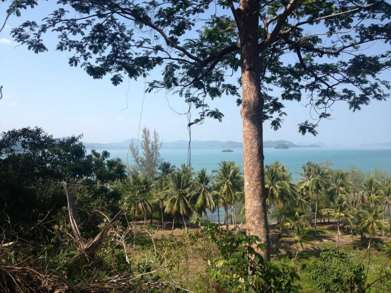 REAL Phuket  Agency's East Coast Oceanfront 175+ Rai with 1350 Meter Ocean Frontage incl. 2 Sea View Villas 18