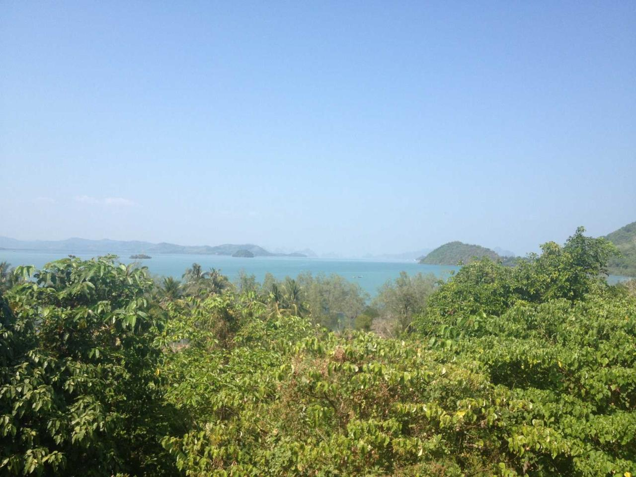 REAL Phuket  Agency's East Coast Oceanfront 175+ Rai with 1350 Meter Ocean Frontage incl. 2 Sea View Villas 24