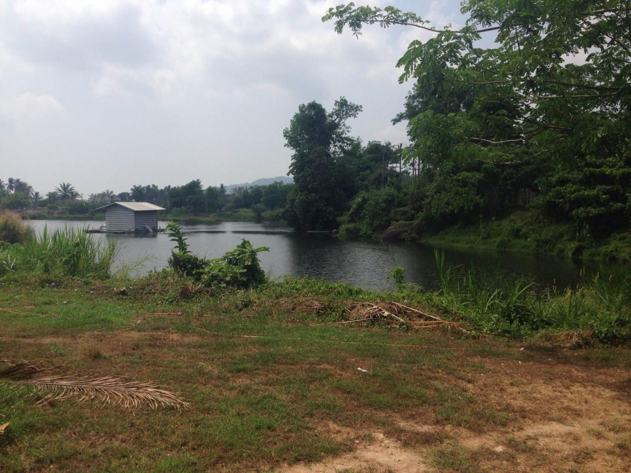 REAL Phuket  Agency's Loch Palm - 510 Sqm. Land Plot with Lake Views 4