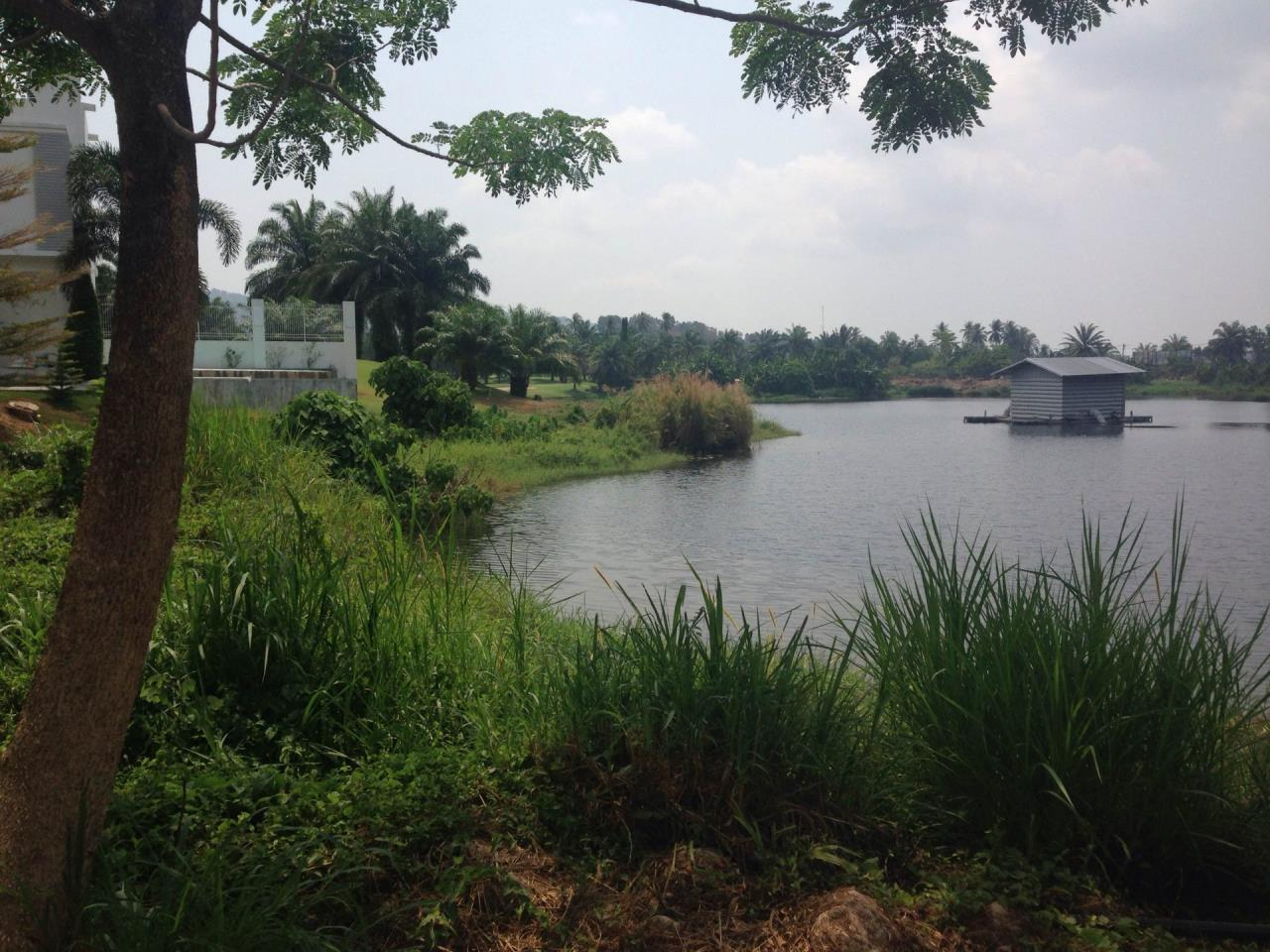 REAL Phuket  Agency's Loch Palm - 510 Sqm. Land Plot with Lake Views 1