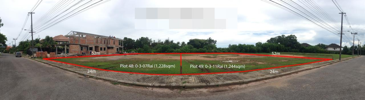 REAL Phuket  Agency's Land Plots for Sale in Laguna 4