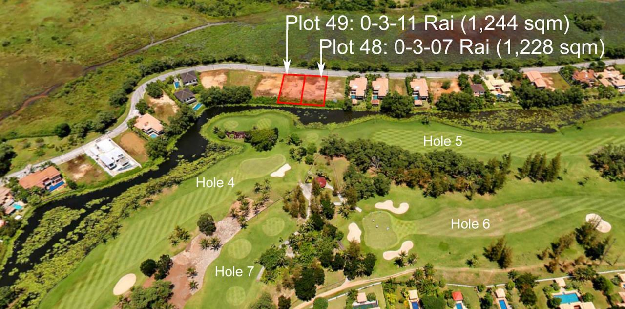 REAL Phuket  Agency's Land Plots for Sale in Laguna 6