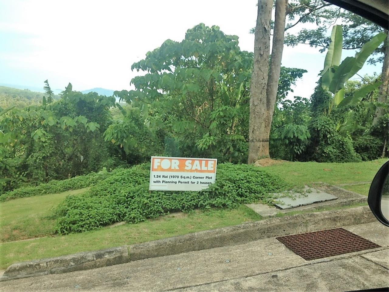 REAL Phuket  Agency's Yamu Hills Estate - Corner Plot of 1.24 Rai with Sea Views 3