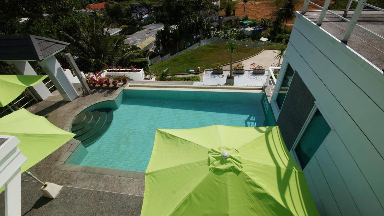 REAL Phuket  Agency's Botan Golf View - Modern 4-Bedroom Villa near Loch Palm Golf Course 10