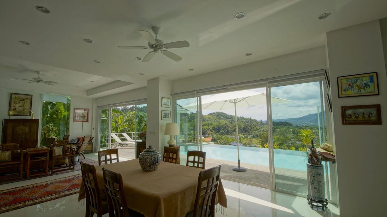 REAL Phuket  Agency's Botan Golf View - Modern 4-Bedroom Villa near Loch Palm Golf Course 17