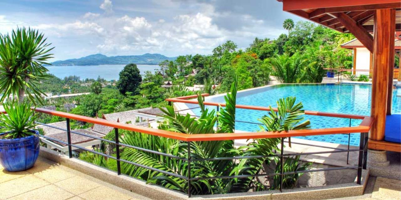 REAL Phuket  Agency's Rak Tawan - Awesome 6-Bedroom Ocean View Villa on Surin Hill 9