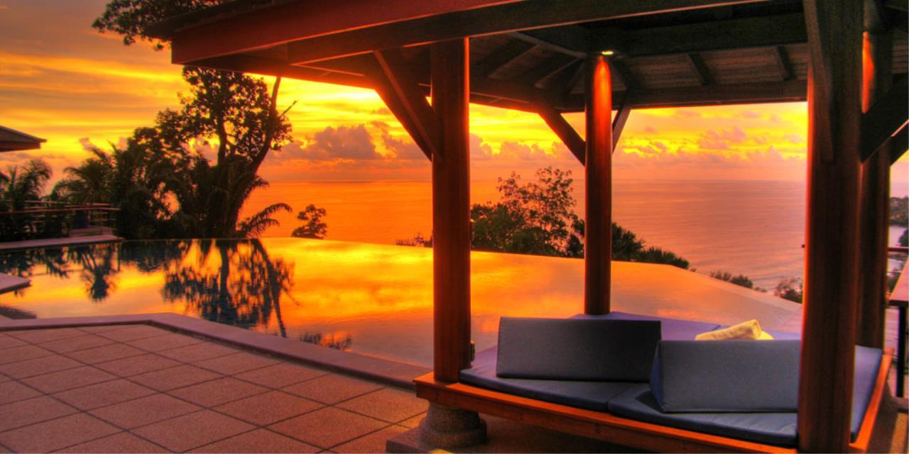 REAL Phuket  Agency's Rak Tawan - Awesome 6-Bedroom Ocean View Villa on Surin Hill 12