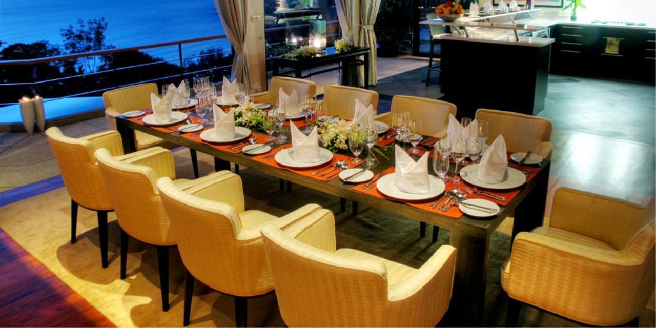 REAL Phuket  Agency's Rak Tawan - Awesome 6-Bedroom Ocean View Villa on Surin Hill 14