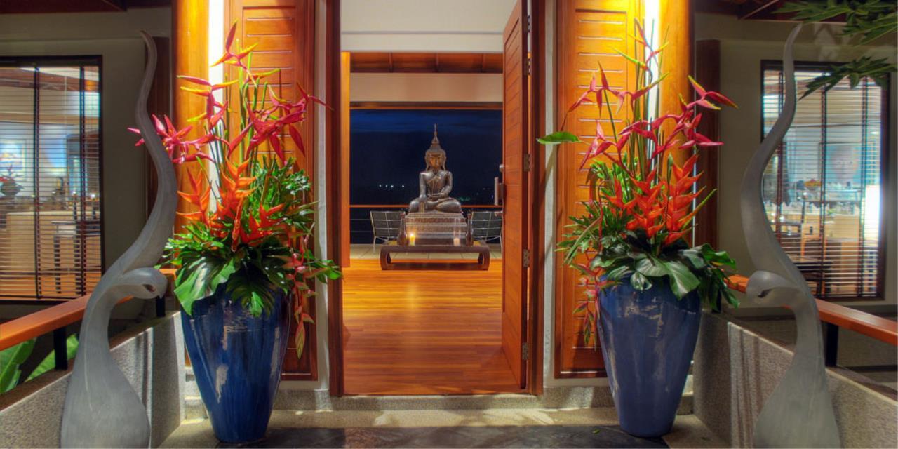 REAL Phuket  Agency's Rak Tawan - Awesome 6-Bedroom Ocean View Villa on Surin Hill 2
