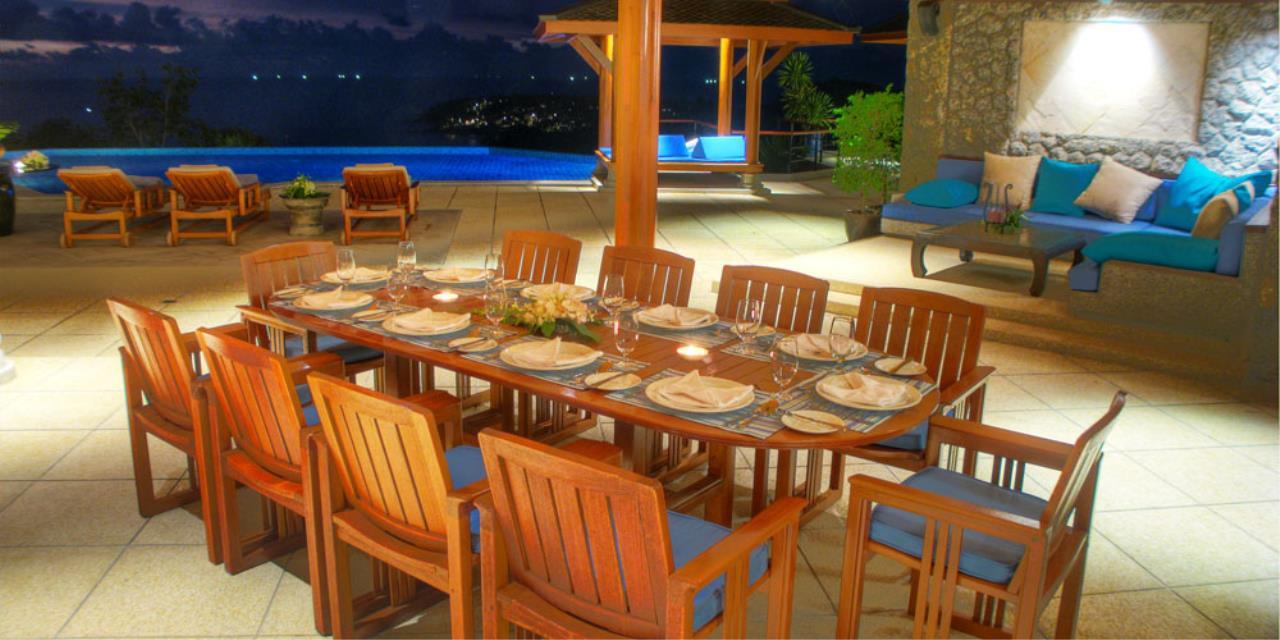 REAL Phuket  Agency's Rak Tawan - Awesome 6-Bedroom Ocean View Villa on Surin Hill 16