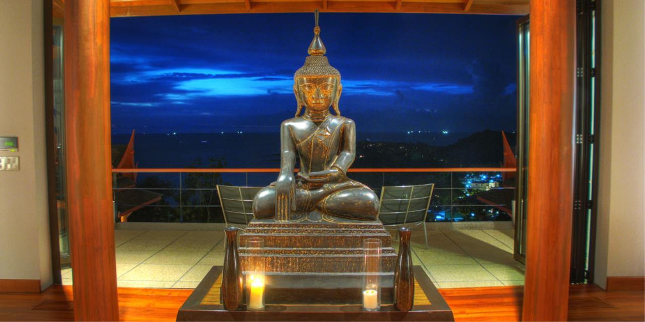 REAL Phuket  Agency's Rak Tawan - Awesome 6-Bedroom Ocean View Villa on Surin Hill 3