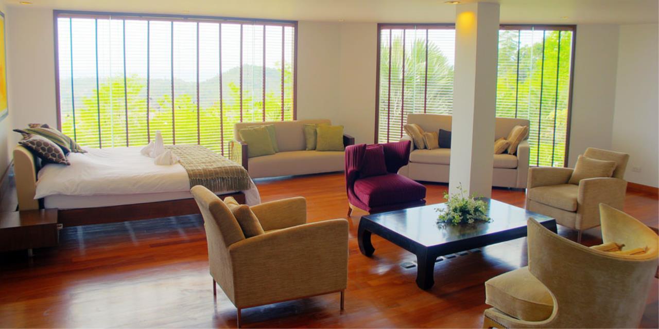 REAL Phuket  Agency's Rak Tawan - Awesome 6-Bedroom Ocean View Villa on Surin Hill 26
