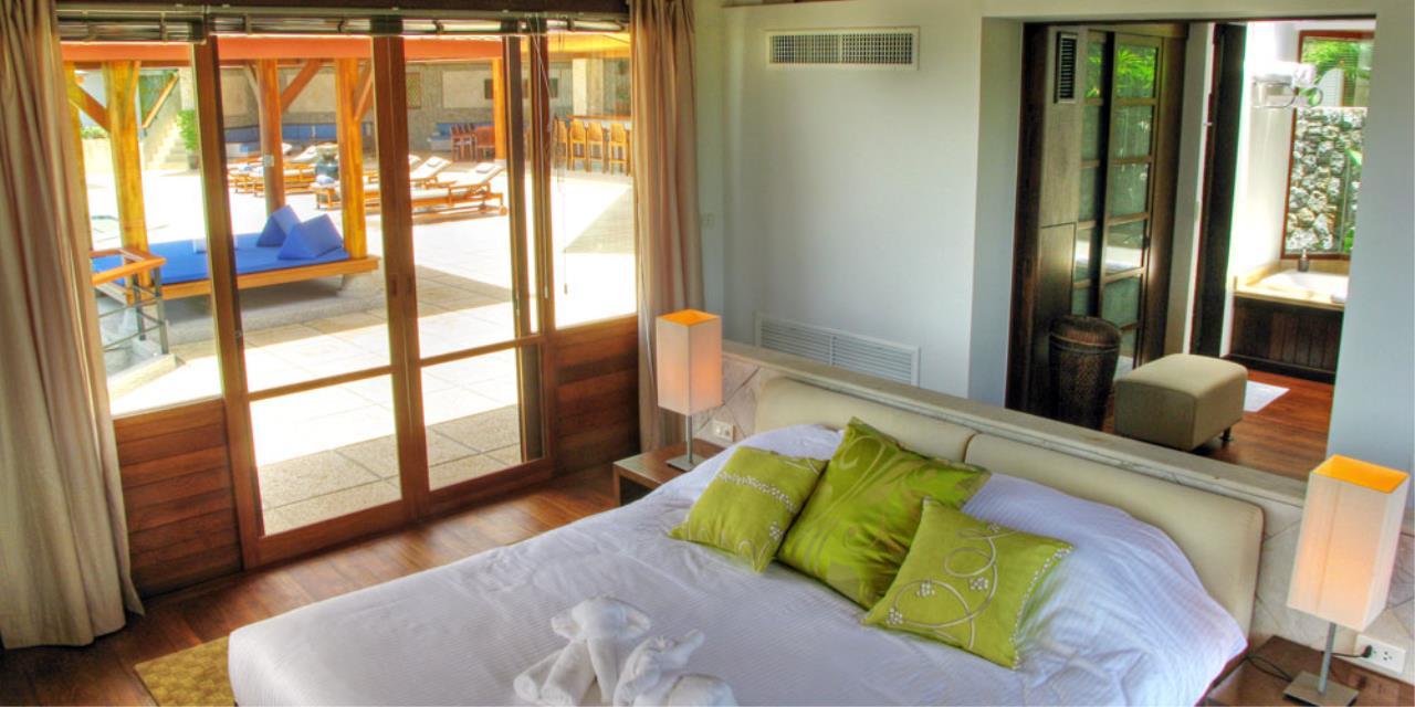 REAL Phuket  Agency's Rak Tawan - Awesome 6-Bedroom Ocean View Villa on Surin Hill 32