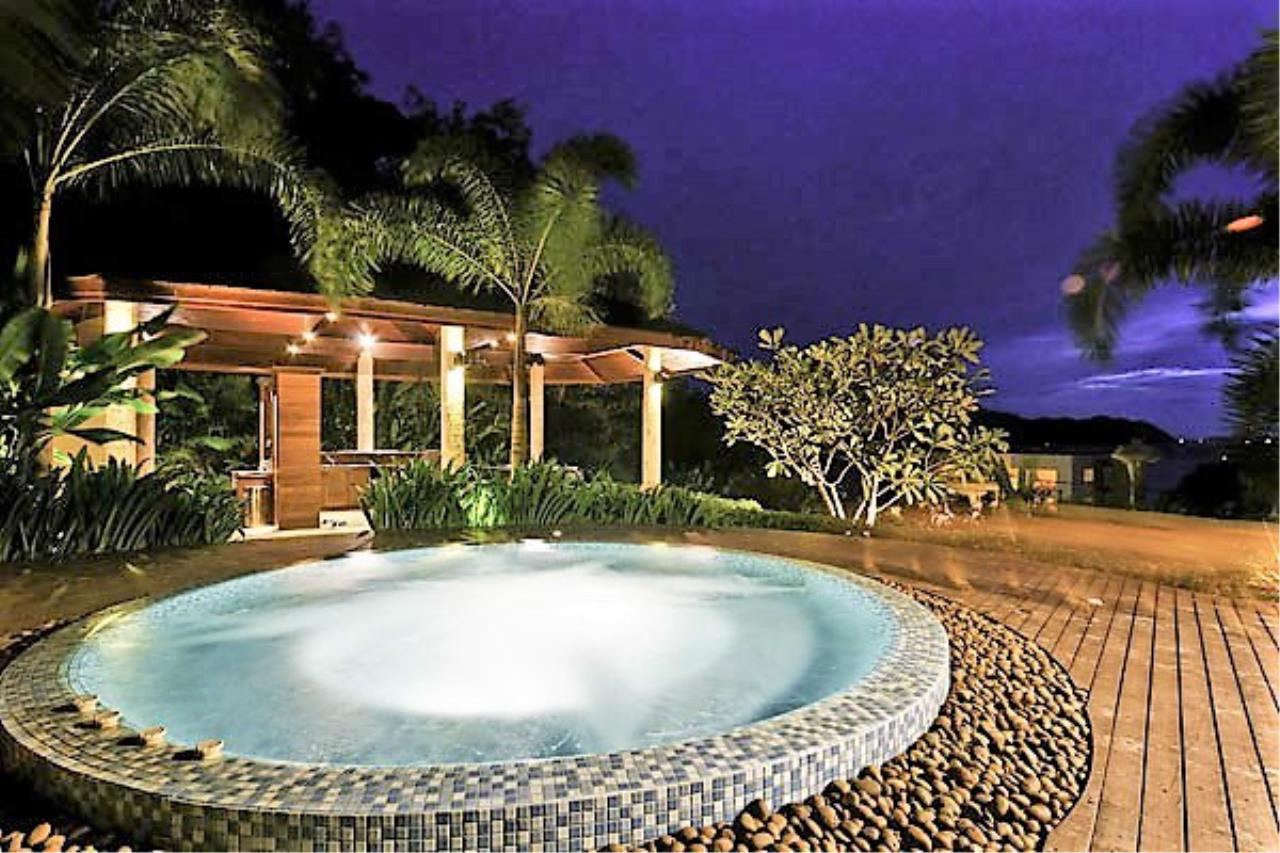 REAL Phuket  Agency's Cape Panwa - Substantial 4-Bedroom Sea View Pool Villa 2